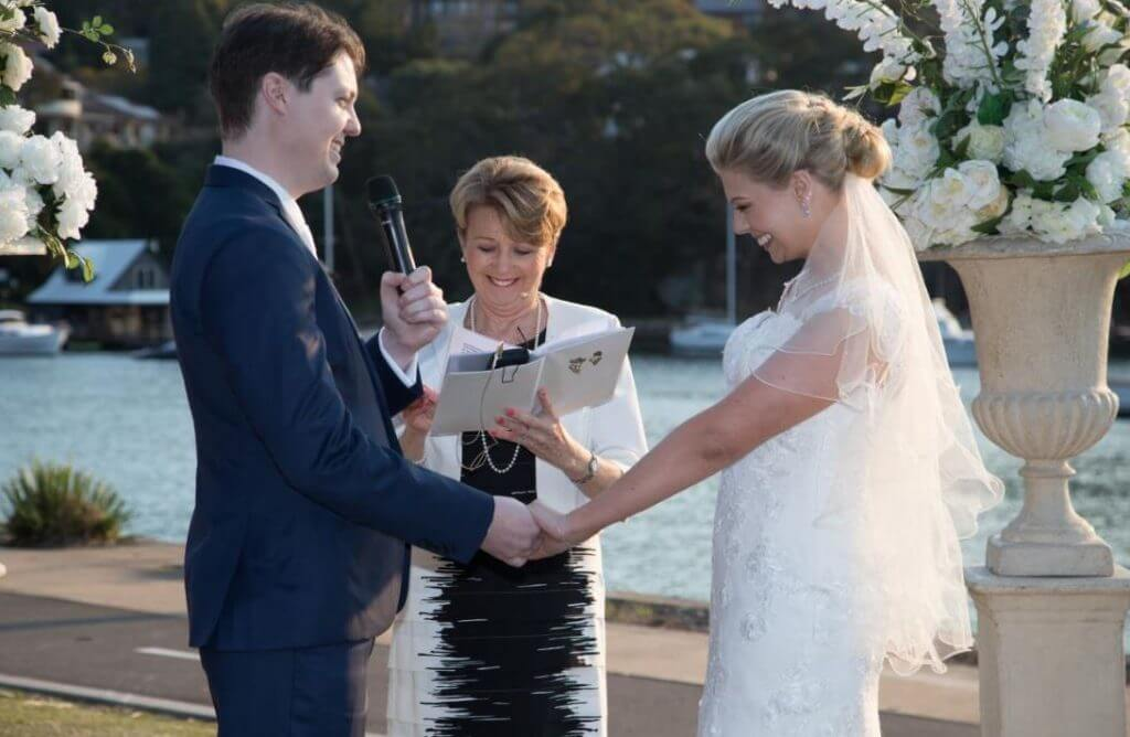 Sydney Marriage Celebrant Vivienne Warren